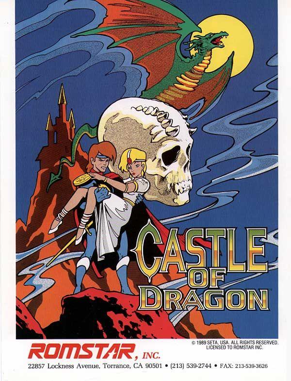 castle of dragon nes