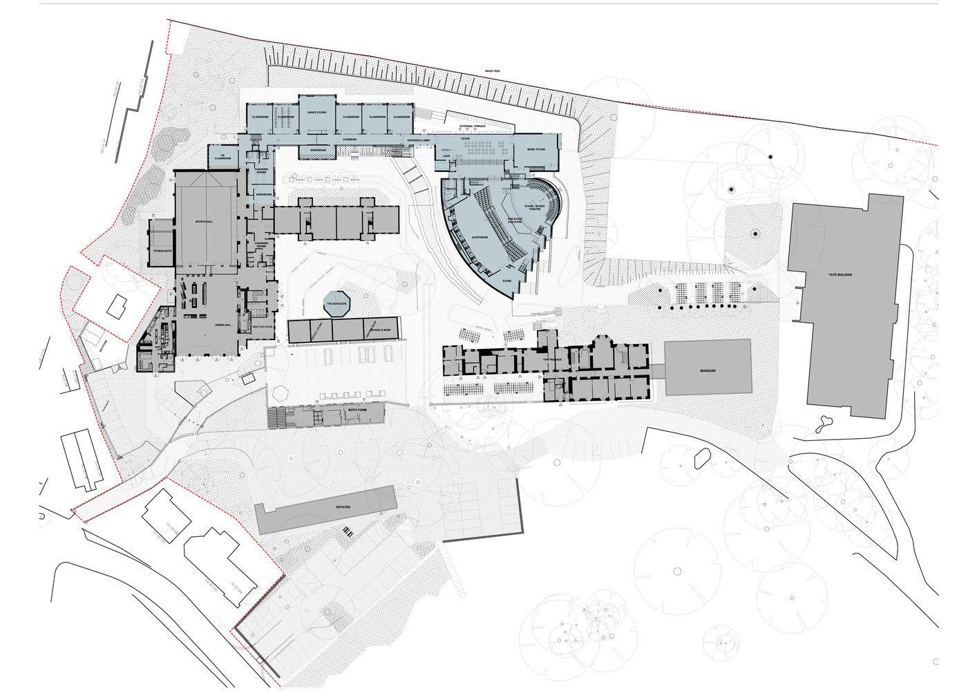 Galeria de Auditório Princess Alexandra / Associated Architects LLP - 15