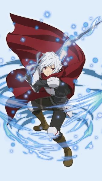 Bell Cranel Danmachi 4k 3840x2160 Wallpaper Danmachi Anime Dungeon Anime Anime Characters