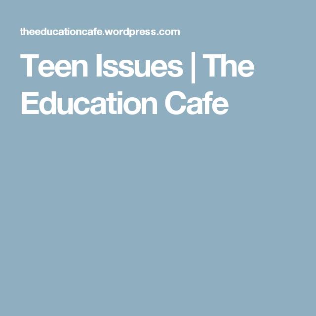 Teen issues part topics
