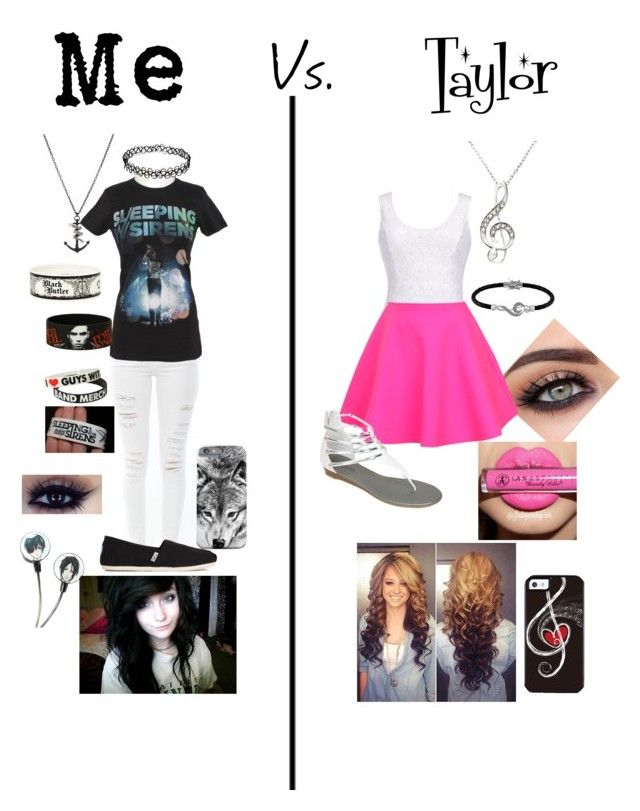 """Me compared to you Taylor"" by hazzasangel ❤ liked on Polyvore featuring moda, Thalia Sodi, Frame Denim, UNIF, TOMS, Jewel Exclusive, Anastasia Beverly Hills y Sebastian Professional"