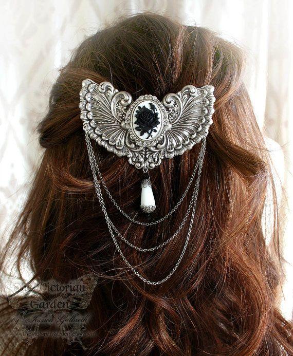 Victorian Style Wedding Hair: VICTORIA'S WEDDING Victorian Hair