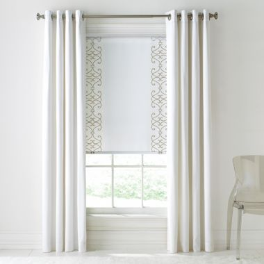 Prelude Grommet Top Curtain Panel Found At Jcpenney