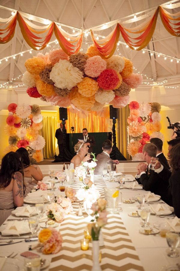 David Tiffanys Wedding Has Amazing Diy Wedding Ideas Amazing