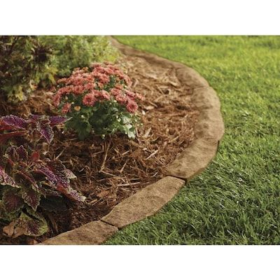 Photo of Lowe's Chiseledge Ashland Straight Edging Stone (Common: 10-in x 4-in; Actual: 10-in x 3.5-in) | 102102
