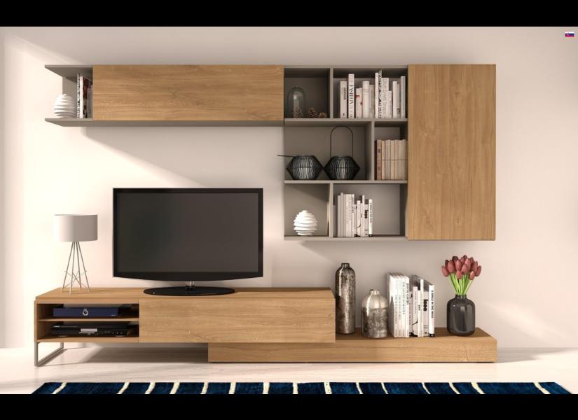Tv Meubel Nums 185 350cm Tv Meubels Weba Meubelen Tv Unit Decor Boho Tv Unit Boho Tv Unit In 2020 Modern Grey Living Room Modern Cozy Living Room Tv Unit Decor