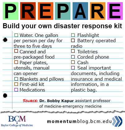 Awesome checklist and advice to get you ready for Hurricane ...