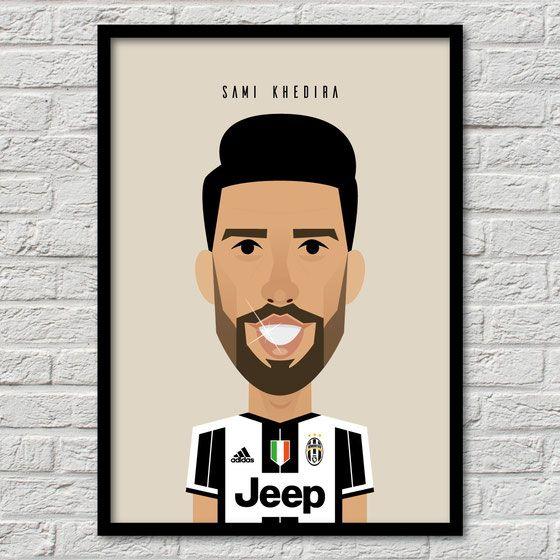 Sami Khedira Sami Khedira Juventus Turin