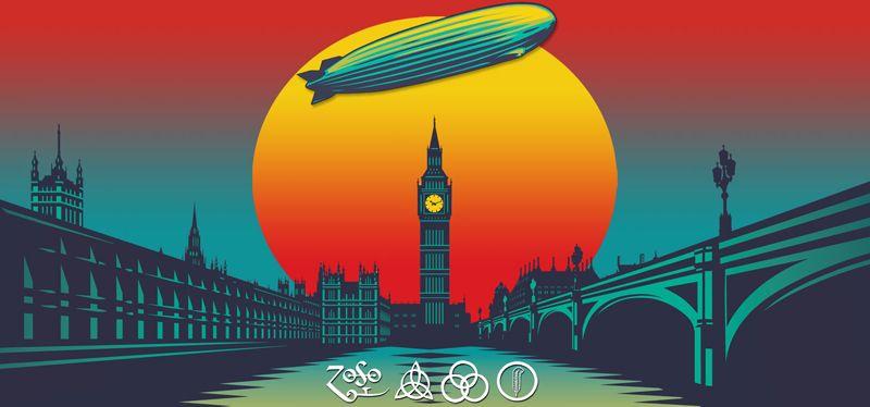Led Zeppelin Zeppelin Led Zeppelin Led Zeppelin Wallpaper