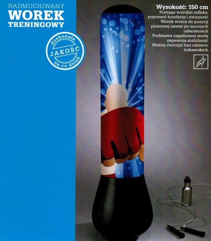 Worek Bokserski Treningowy Dmuchany Nadmuchiwany 2931936814 Oficjalne Archiwum Allegro Holiday Shop Novelty Lamp Lava Lamp