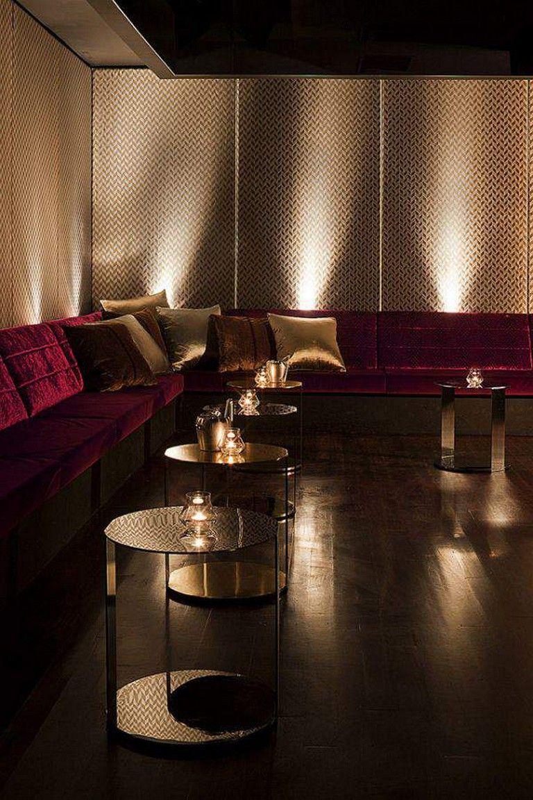 40 Amazing Lounge Bar Design Interior Ideas Lounge Interiors Nightclub Design Bar Interior Design
