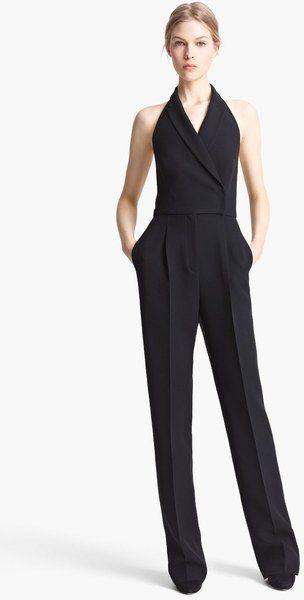 260192d9a3c4 Tuxedo Style Jumpsuit for Women