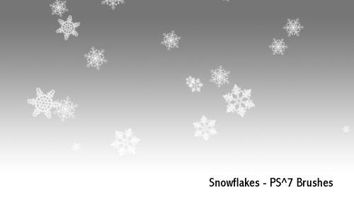 snowflakes by screentones.deviantart.com on @DeviantArt