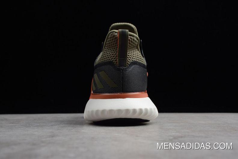adidas alphabounce groen