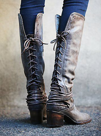 03e4cb885a8779 Details about $350 Freebird By Steven Womens Coal Over The Knee ...