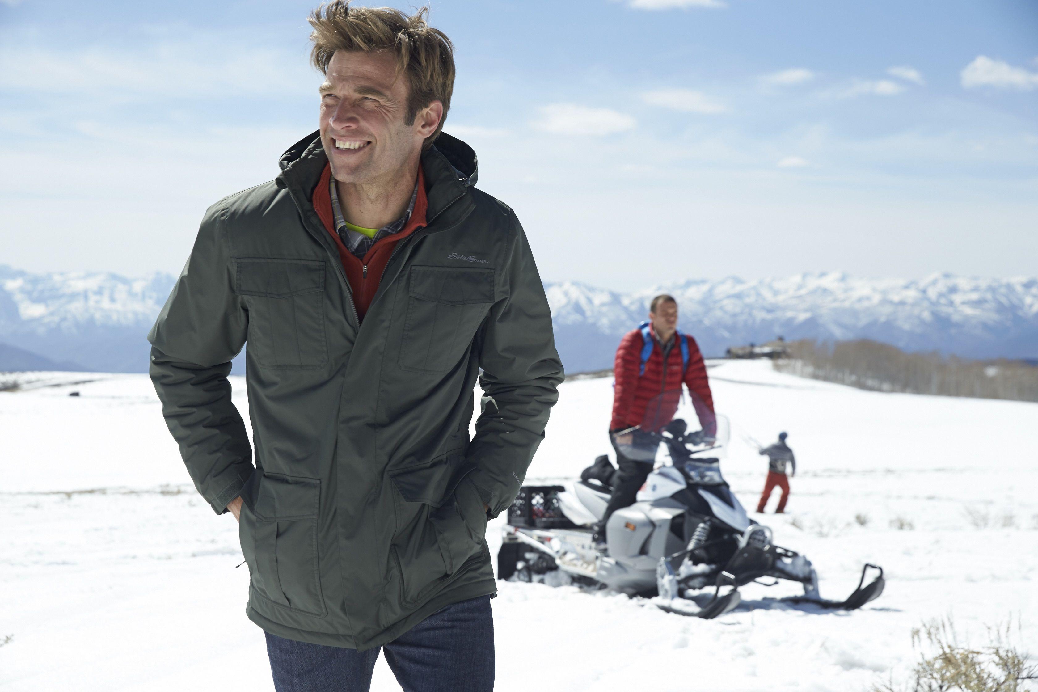 Atlas Soft Shell Jacket