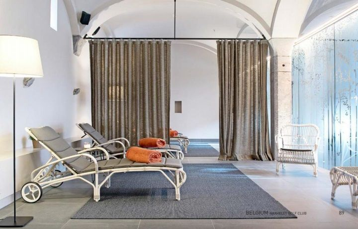 Relax Stoel Buiten : Resort sunlounger lounge stoel buiten relax stoel spa