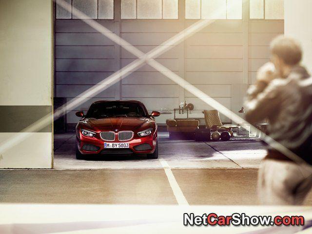 BMW Zagato Coupe Concept (2012) | Look | Pinterest | BMW