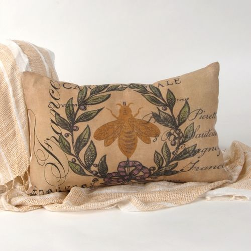 Pierette's My French Family Pillow Cover, III