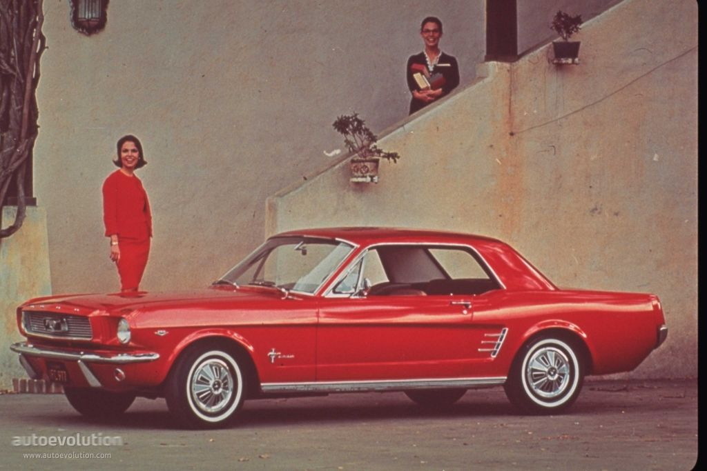 FORD Mustang (1966)