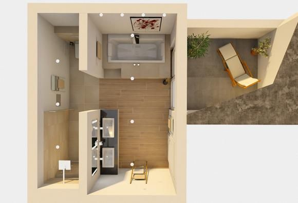 badezimmer egal welche gr e so machst du es sch n 2019 k k banyolar. Black Bedroom Furniture Sets. Home Design Ideas