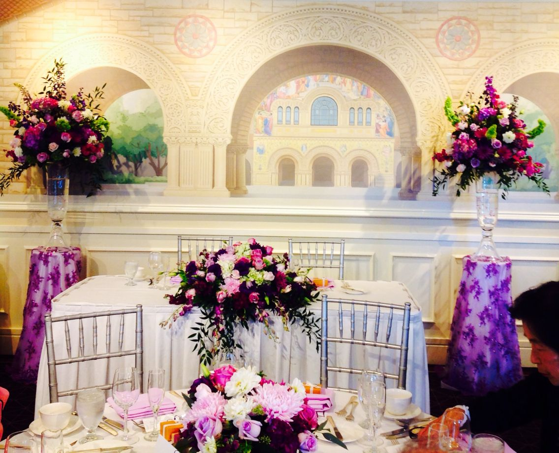 Wedding by royal orchid and floral design wedding pinterest