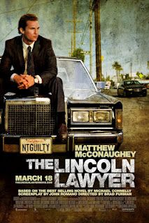Lincoln Lawyer Movie Review A Matthew Mcconaughey Movie I