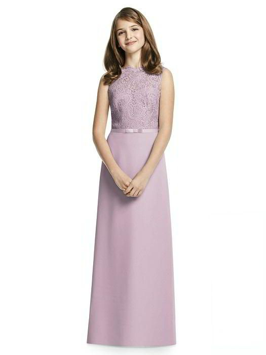 Dessy Collection Junior Bridesmaid Dress JR540 If you\'re looking for ...