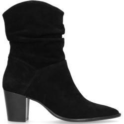 Ankle Boots & Klassische Stiefeletten für Damen #metallicleather