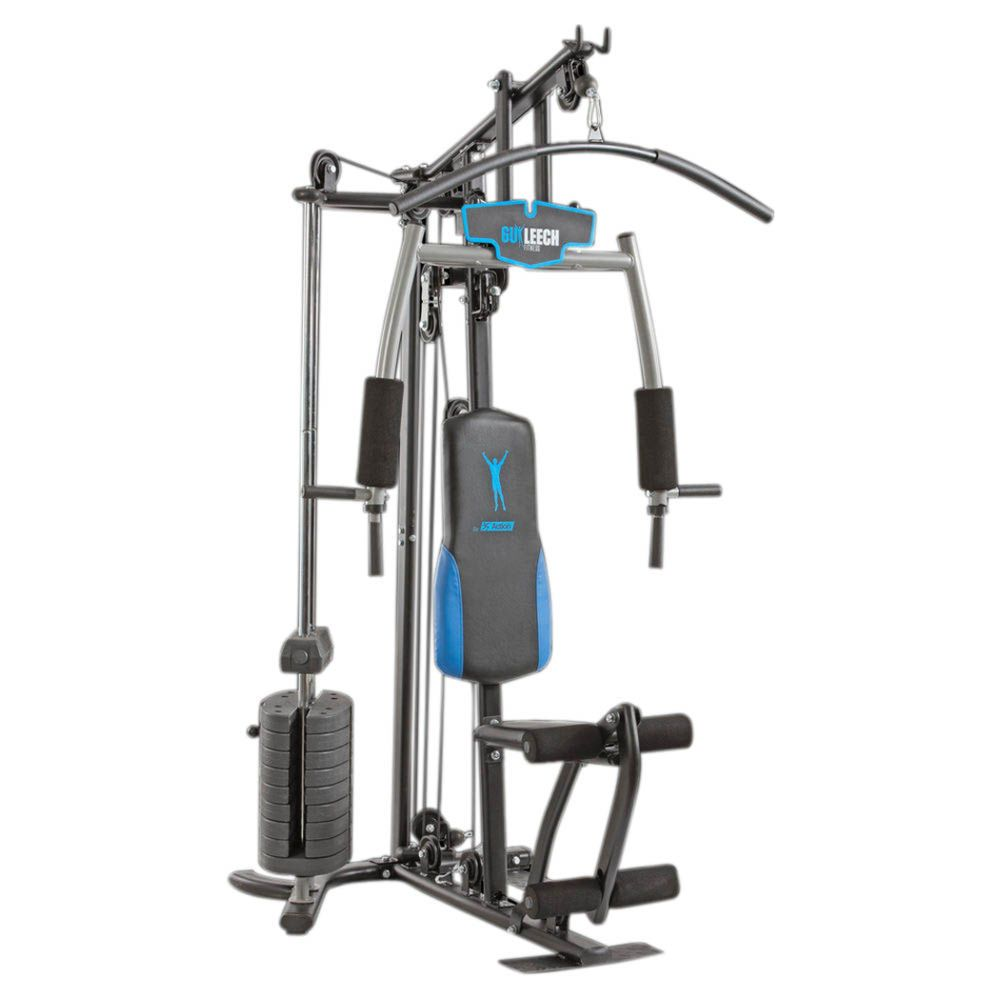 Guy leech home gym big w excercise workout machines home