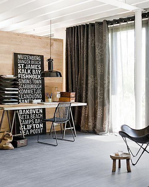 Des id es d co pour votre int rieur bureau style industriel et int rieur - Idee deco industriel ...