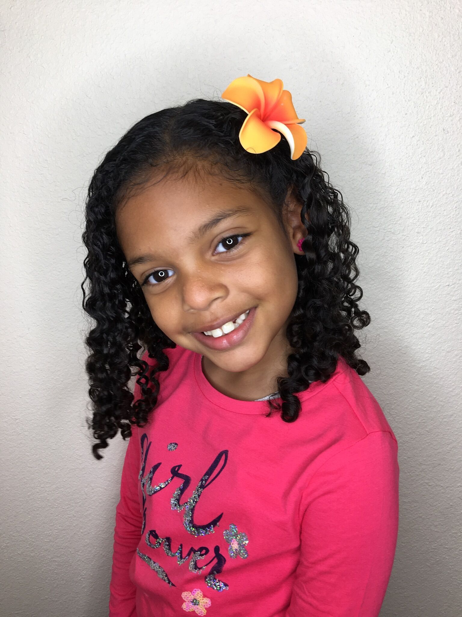 Say Hello To One Of The Kids Of Be Kekoa At The Be Kekoa Hair