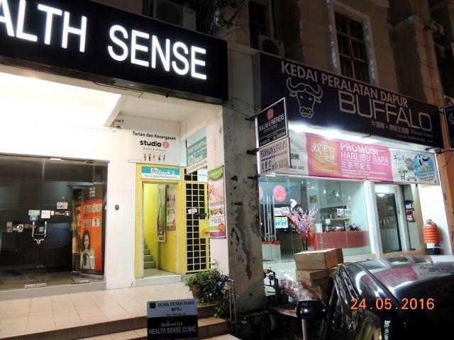 A Growing Teenager Diary Malaysia !: Hot Stone Massage @ Armonie