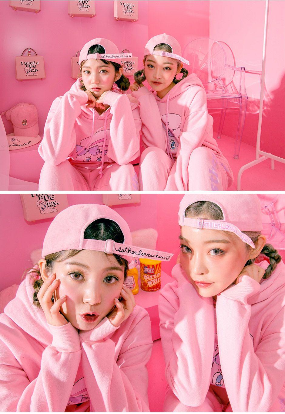 chuu_츄 - 츄(chuu) | Estherloveschuu home fur slipper | ♥esther loves chuu♥
