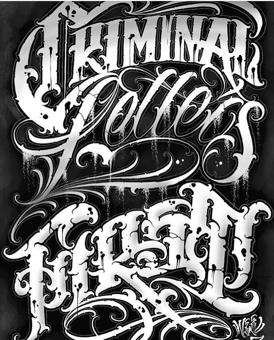 Pin By Rosendo On Lettered