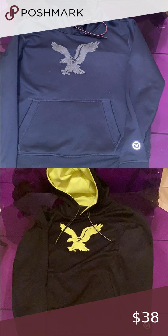 2 hoodies from American eagle bundle