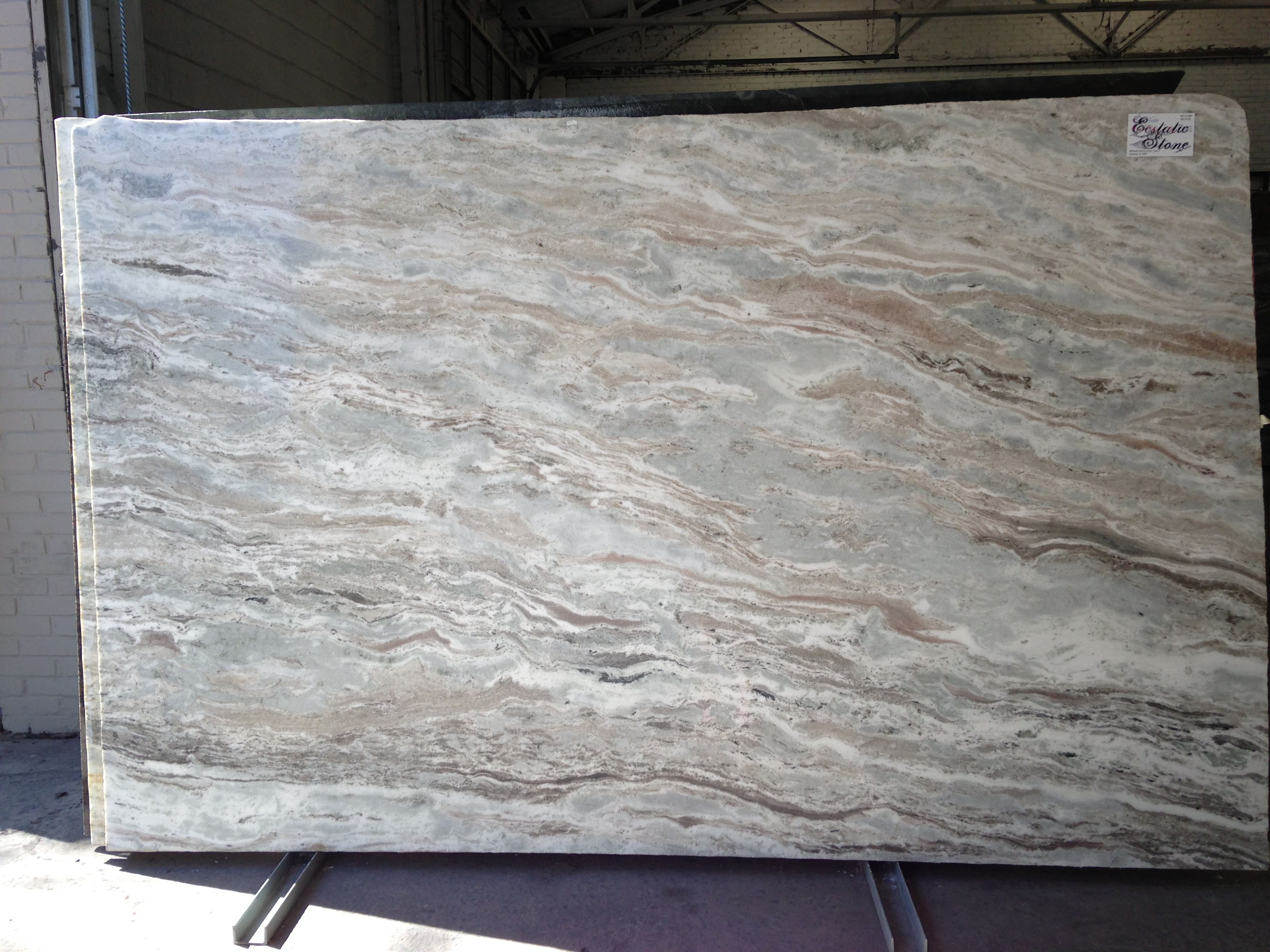 Fantasy Brown Quartzite Ecstatic Stones Ocean Beige Cool