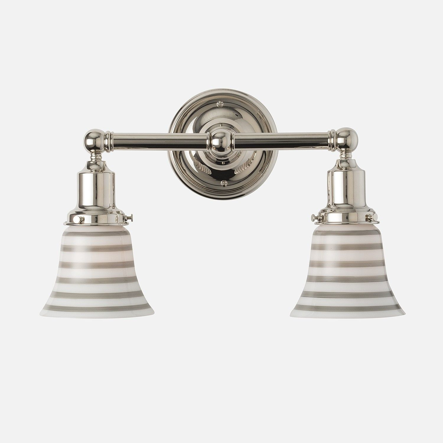 Irvine double sconce 225 schoolhouse electric wall sconces irvine double sconce from schoolhouse electric supply co available in polished nickel satin track lightinghouse aloadofball Images