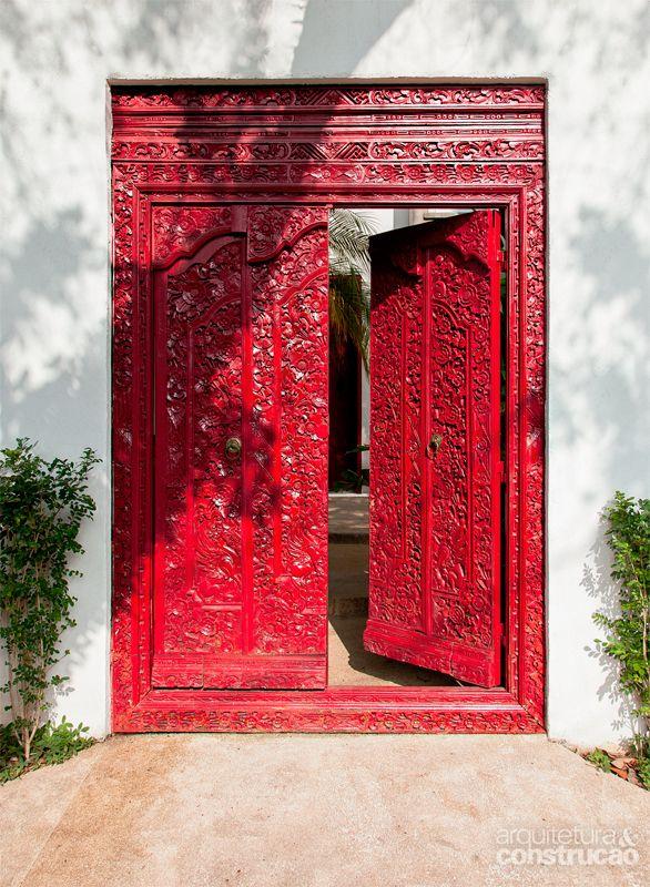 5 ambientes que apostam em elementos de culturas exóticas - Casa