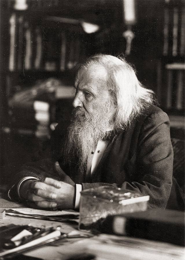 Periodic Table who invented the periodic table elements : Did you know that in 1865 Dmitri Mendeleev had a dream where he ...