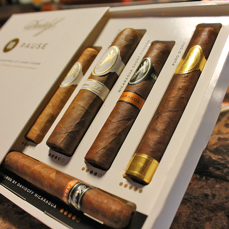 Davidoff Time Out Assortment | Cigars in 2019 | Cigars