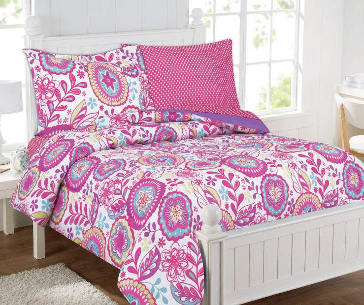 Planet Snooze Charlotte Floral Comforter Sets Big Lots new