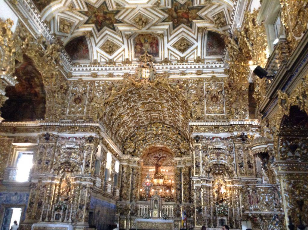Iglesia de San Francisco, Salvador de Bahía, Brasil. | Iglesia, Salvador de bahía, Monasterios