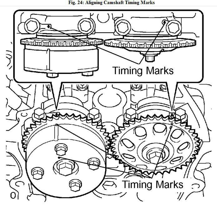 Timing belt instruction automotive pinterest timing belt timing belt instruction sciox Images