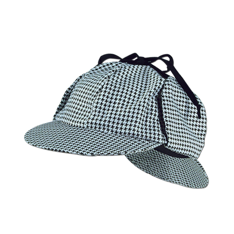 fa4a9a8642262 Sherlock Holmes hat for when I read aloud mysteries.