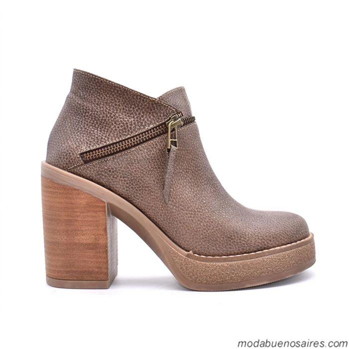 Botas Invierno 2019 Moda Y Comodidad En Botas De Cuero Para Mujer By Por Algo Paso Zapatos De Invierno Mujer Botas Invierno Zapatos De Invierno