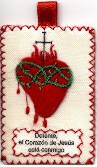 Detente El Corazón De Jesús Esta Conmigo Los Angeles Y Tu Corazon De Jesus Imagenes Del Sagrado Corazon Sagrado Corazon De Jesus