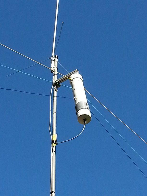 Multi Band Hf Fan Dipole Antenna Design Ham Radio