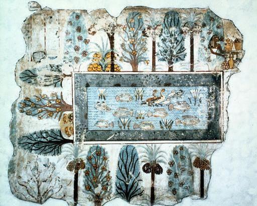 Risultati immagini per flores no antigo egito