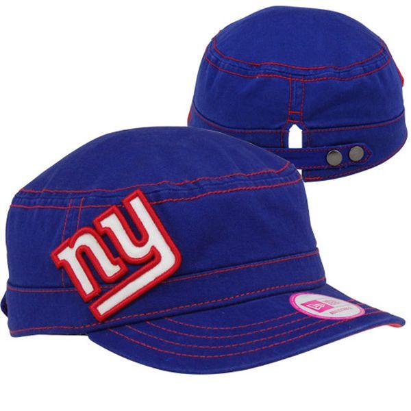 ff1602d62 New Era New York Giants Women s Chic Cadet Military Hat